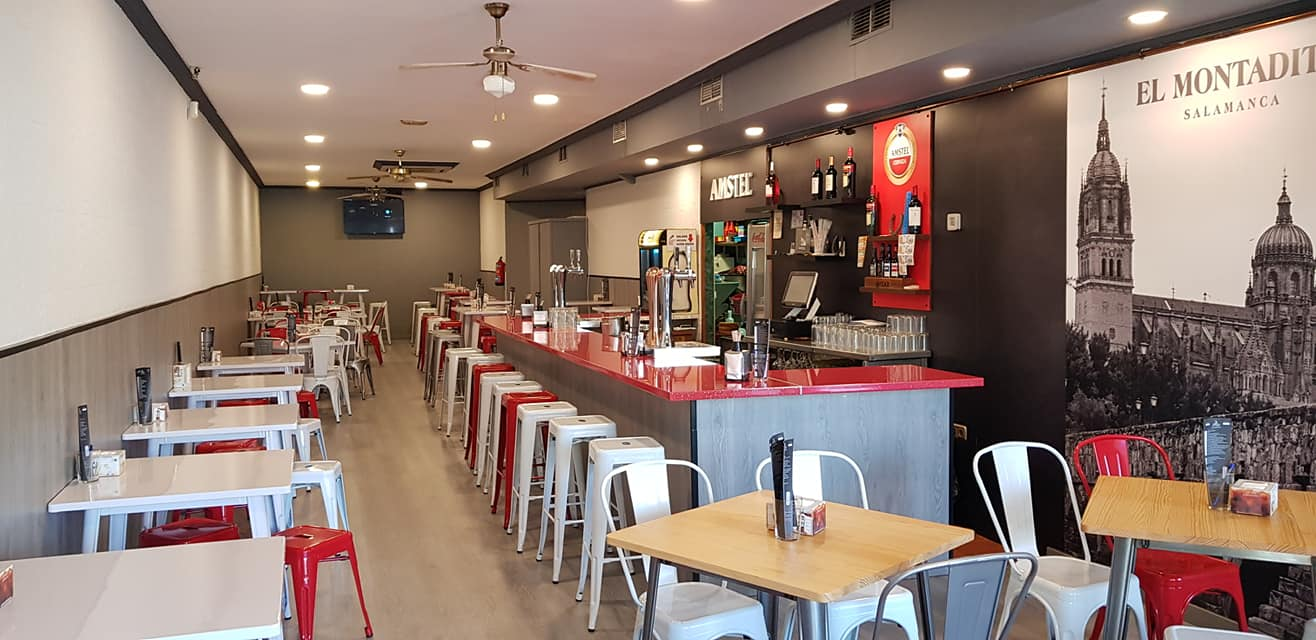 Bar El Montadito - Salamanca